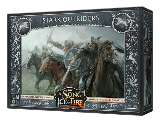 Stark Outriders A Song Of Ice and Fire Expansion