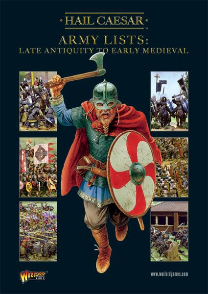 Army Lists Vol.2 - Late Antiquity to Early Medieval, Hail Caesar