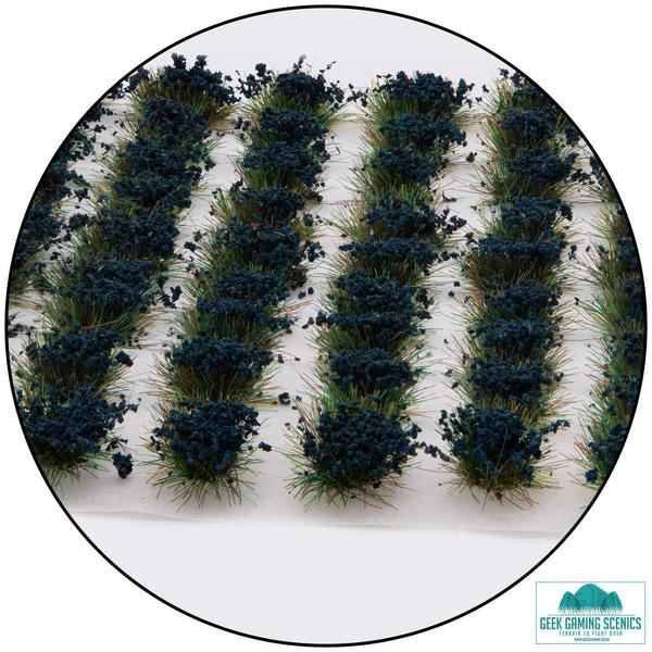 Cornflower Blue 6mm Static Grass Tufts, Luke's APS
