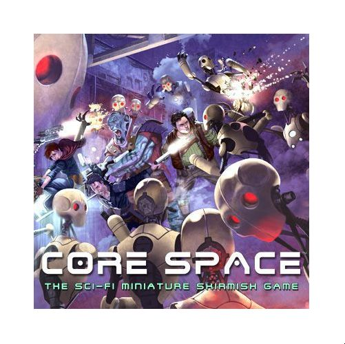 Core Space - The Sci-Fi Miniatures Game