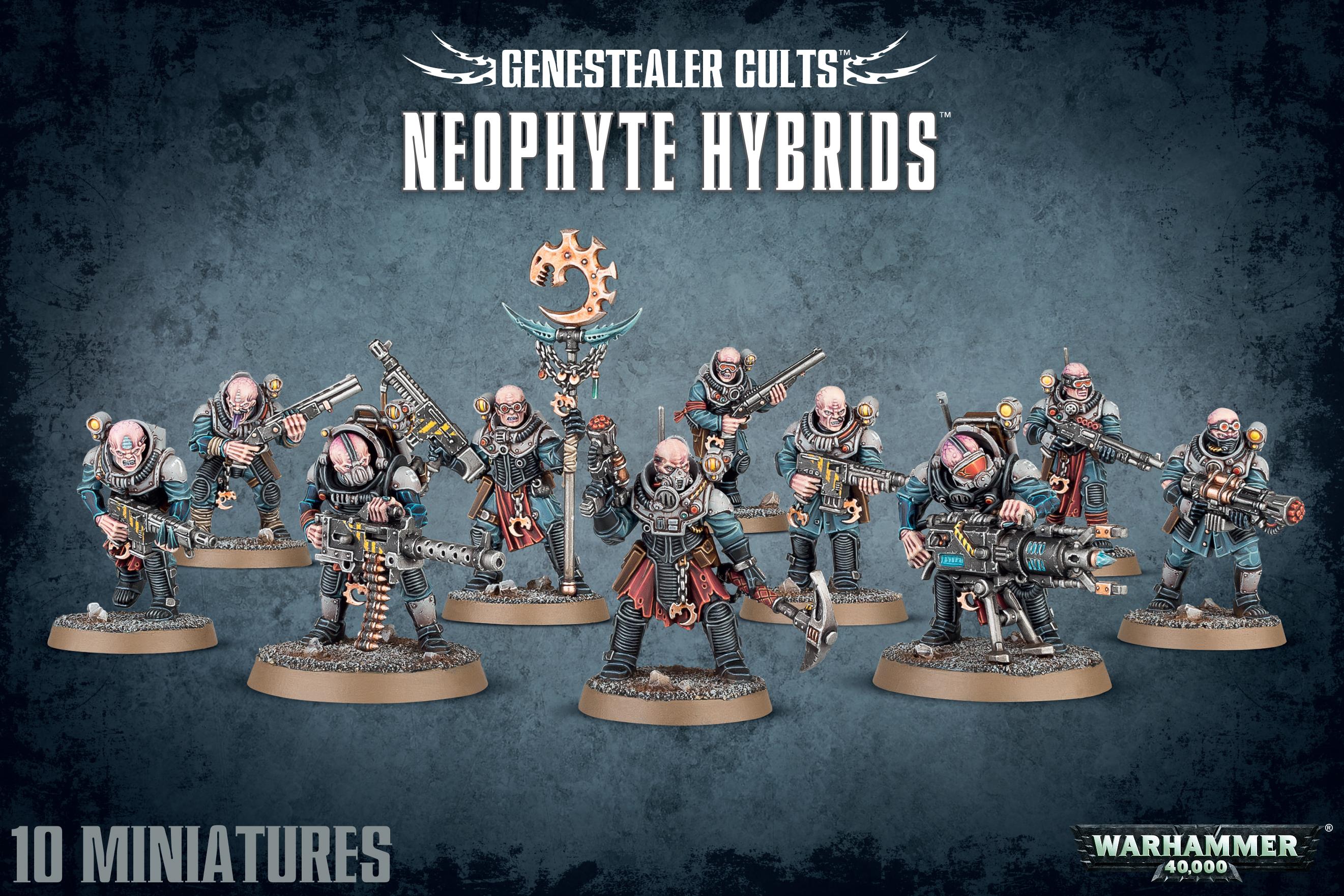 Neophyte Hybrids