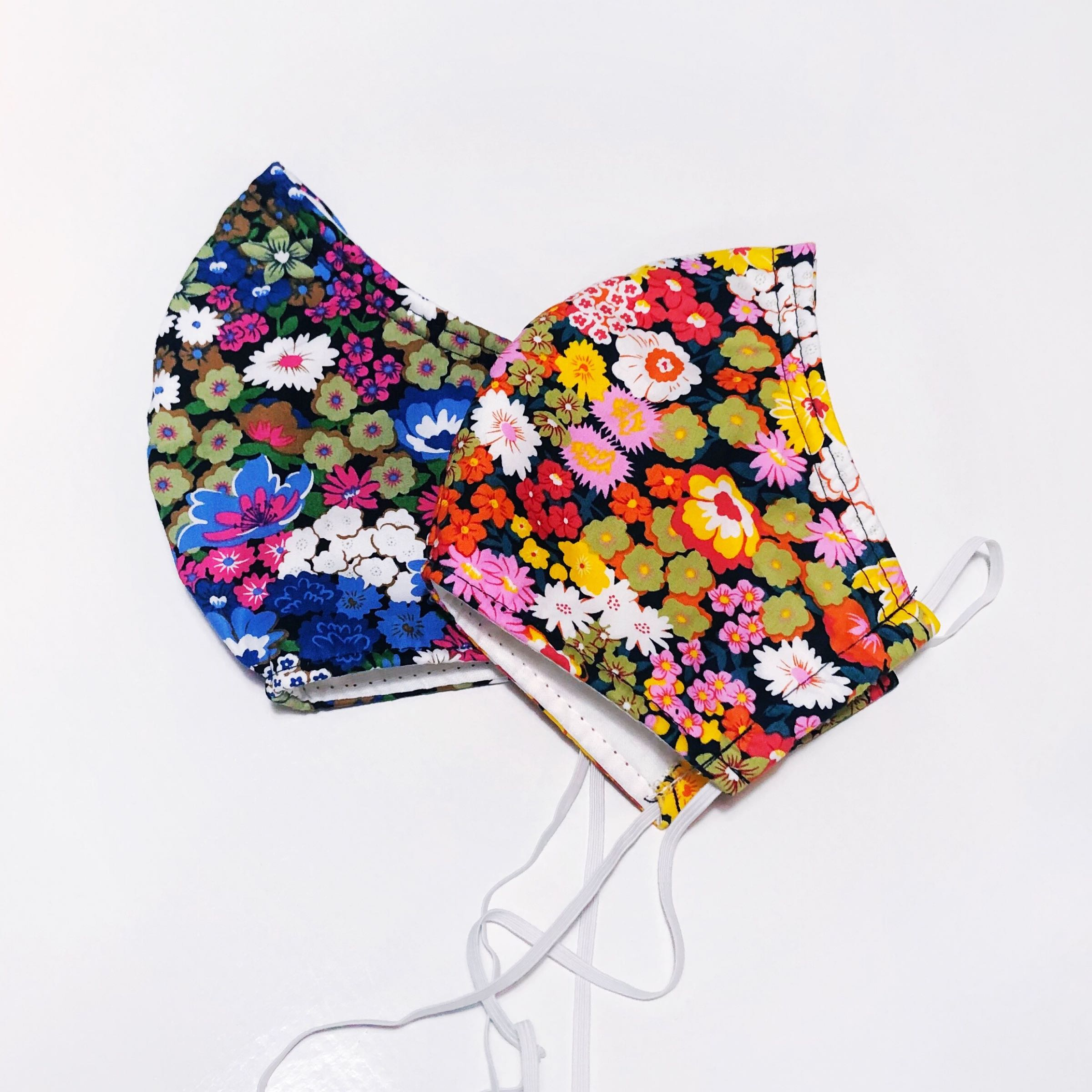 Mask florals