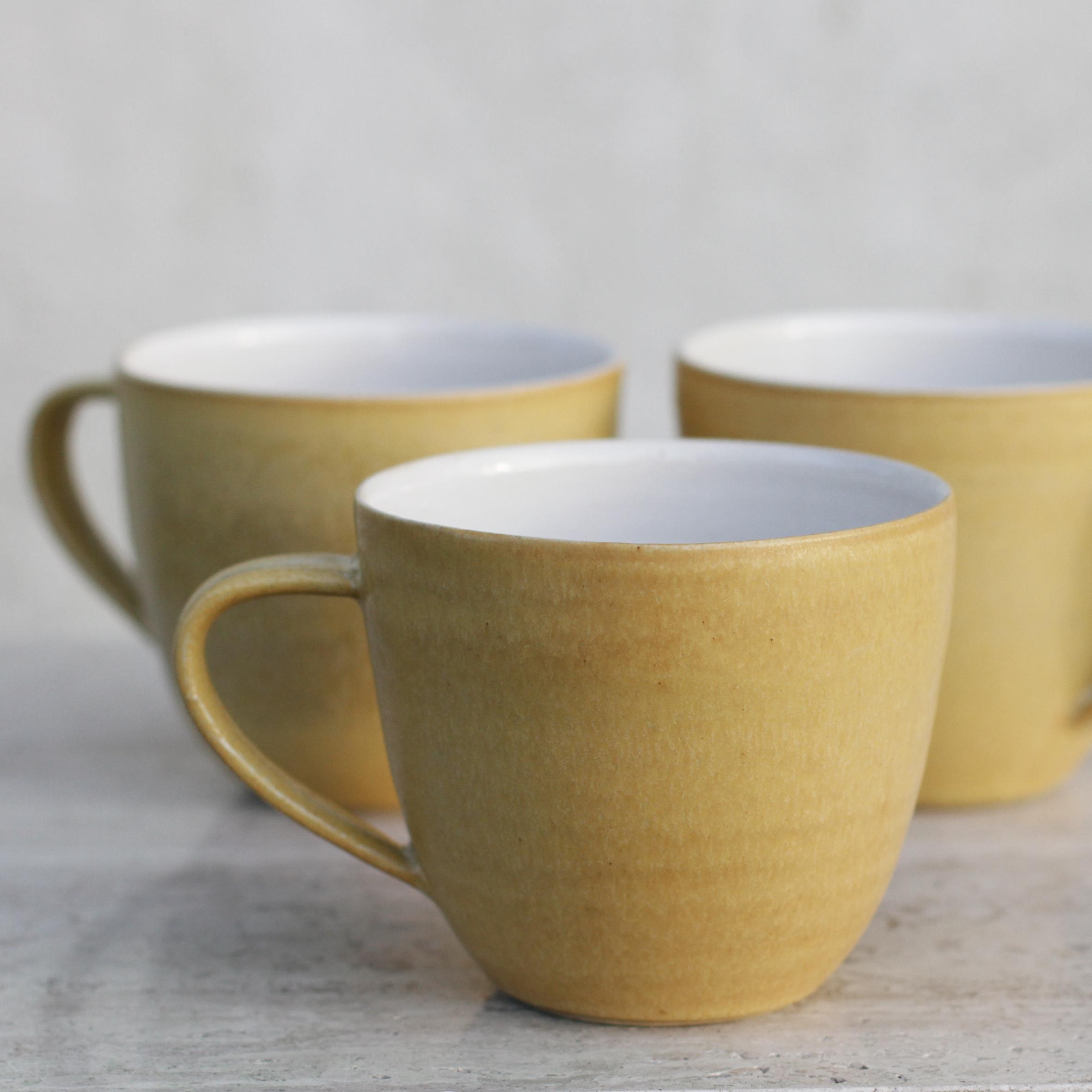 Kaffekopp - Lejongul