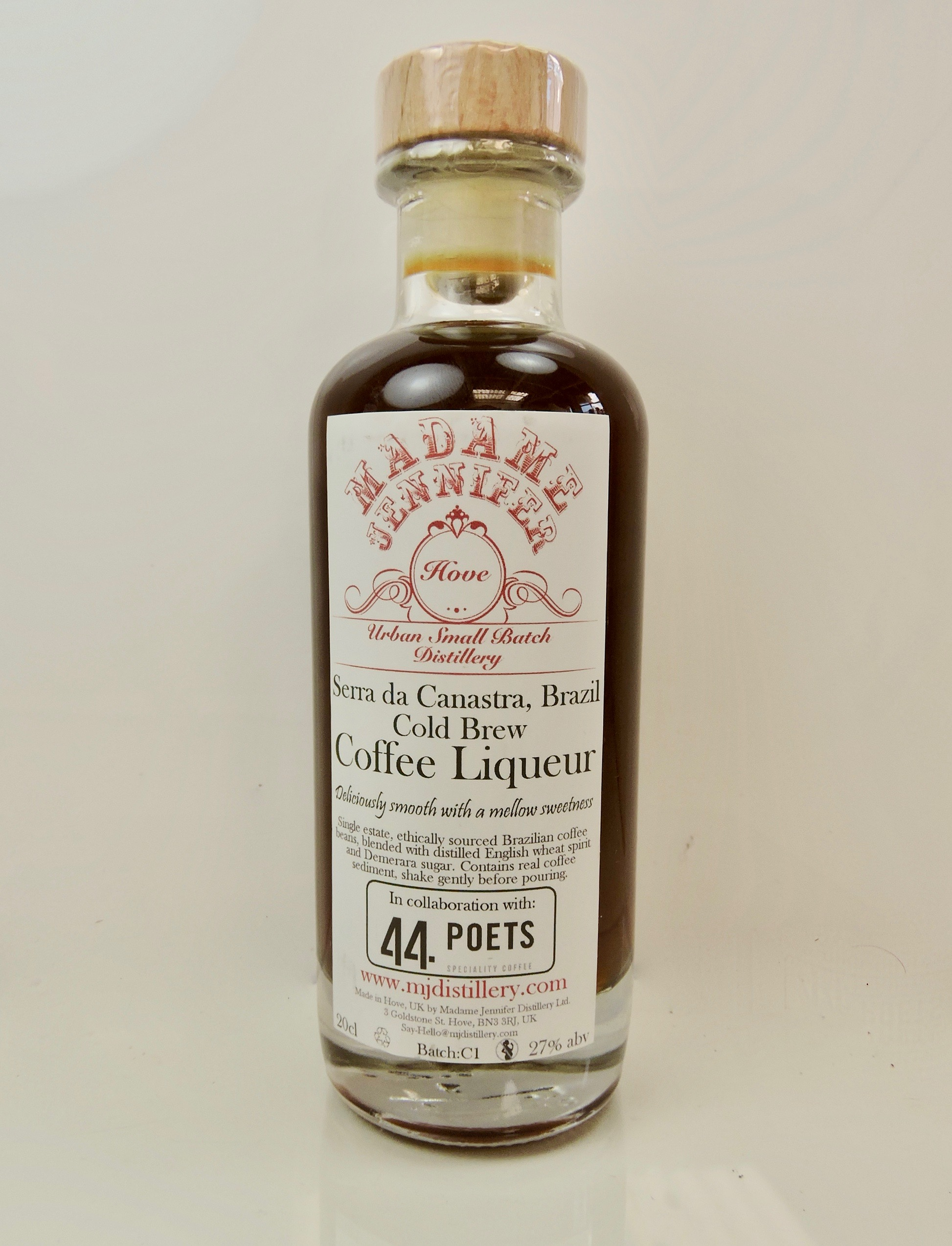 Cold Brew coffee liqueur - 200ml