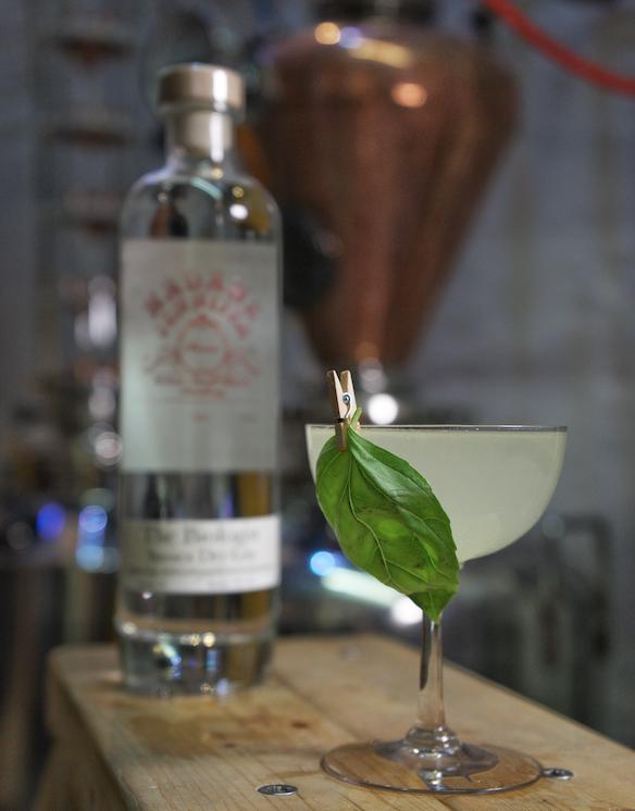 PYP Delivery Cocktail - Basil Smash