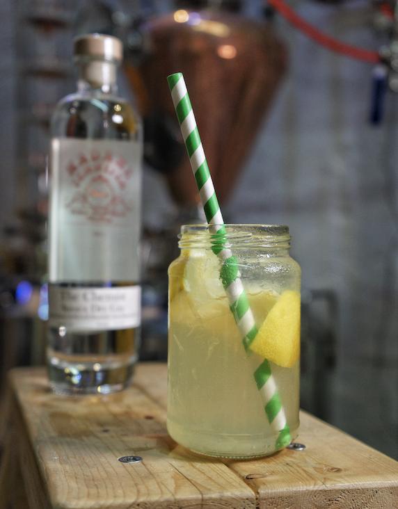 PYP Delivery Cocktail - Lemon & Honey Collins