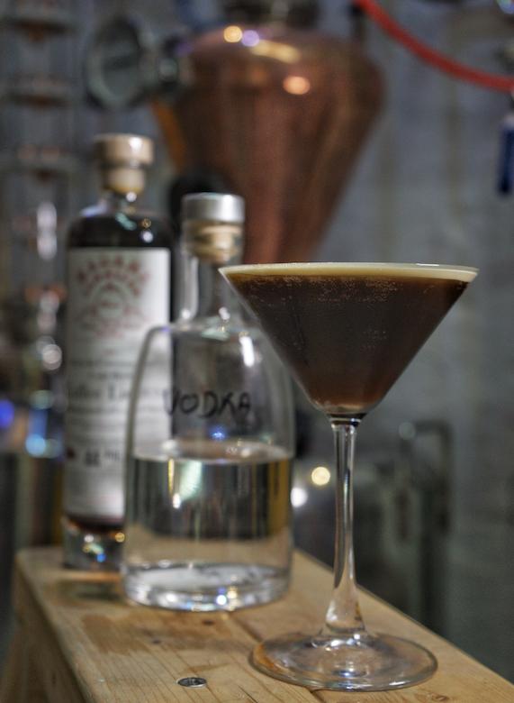 PYP delivery Cocktail - Espresso Martini