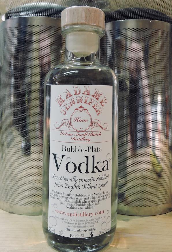 Bubble-Plate Vodka 20cl