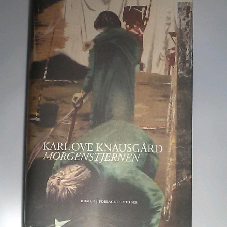 Morgenstjernen af Karl Ove Knausgård (på norsk) - 9788249521531