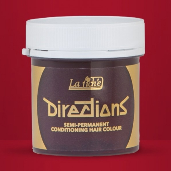Directions Vermillion Red Hair Colour 88ml