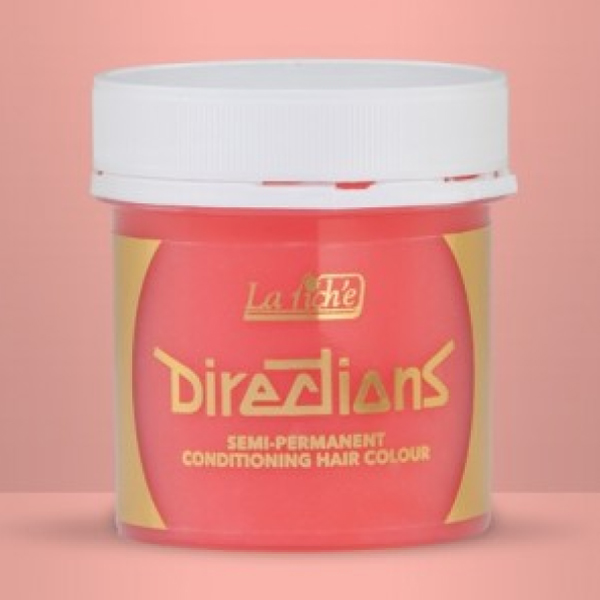Directions Pastel Pink Hair Colour 88ml