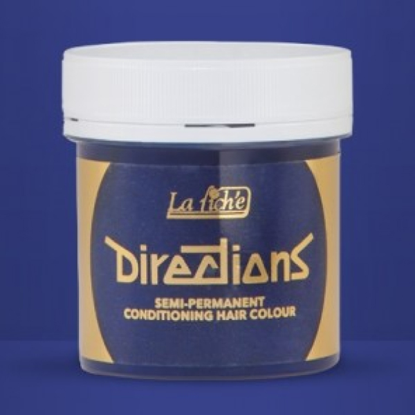 Directions Neon Blue Hair Colour 88ml