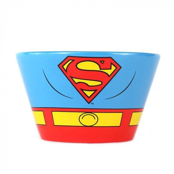 Bowl - Superman Costume