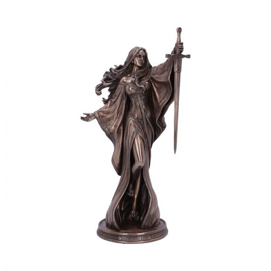 Lady of the Lake Bronze 24cm