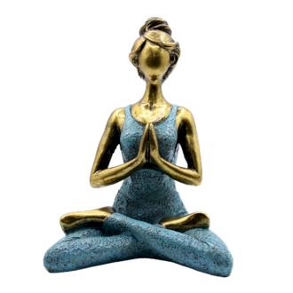 Yoga Lady Figure 24cm