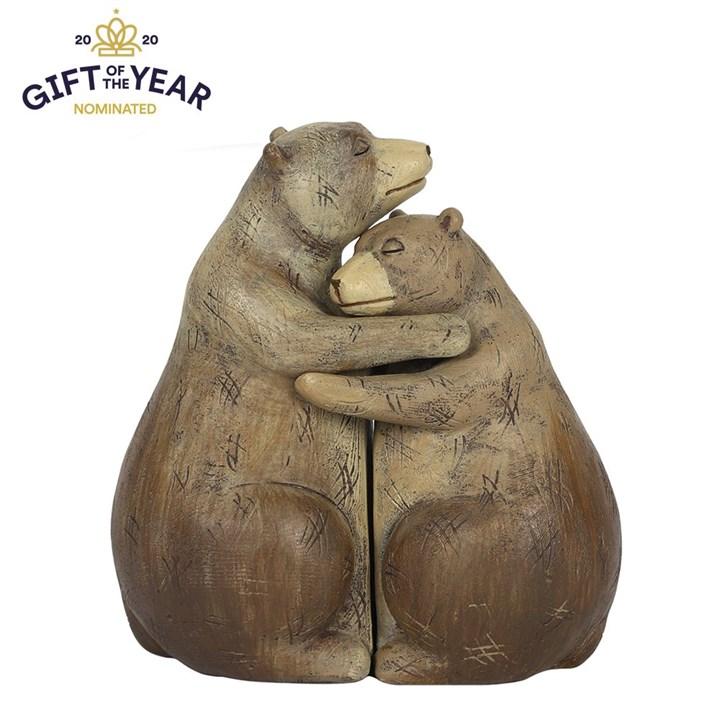 Bear Hug Couple