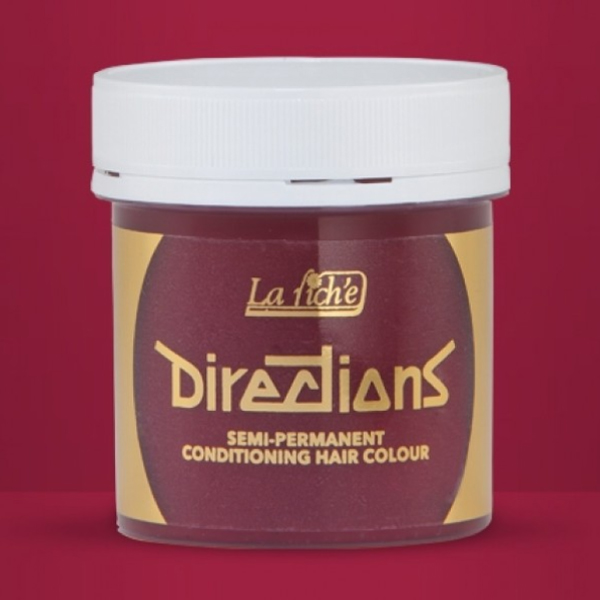 Directions Dark Tulip Hair Colour 88ml