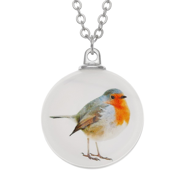 Robin Pendant Necklace