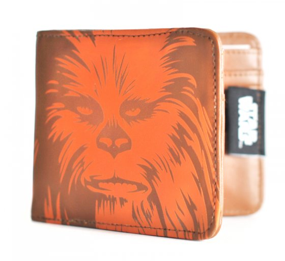 Wallet Star Wars Chewie