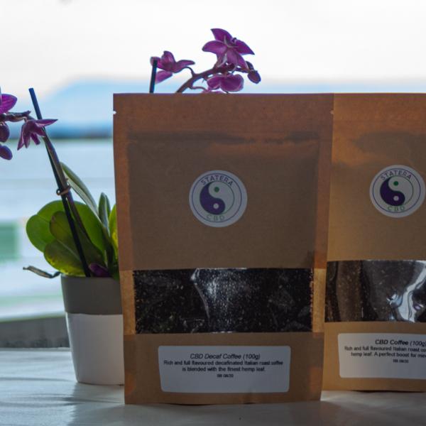 CBD Coffee & Teas
