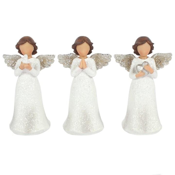 Peace Pray Love Child Angels
