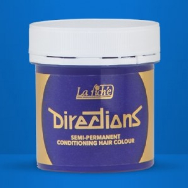 Directions Lagoon Blue Hair Colour 88ml