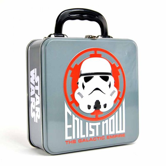 Tin Tote (Embossed) - Star Wars