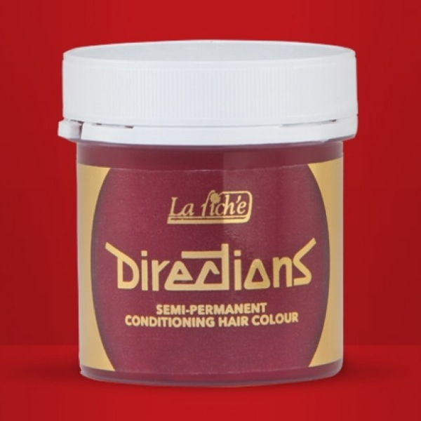 Directions Pillarbox Red Hair Colour 88ml