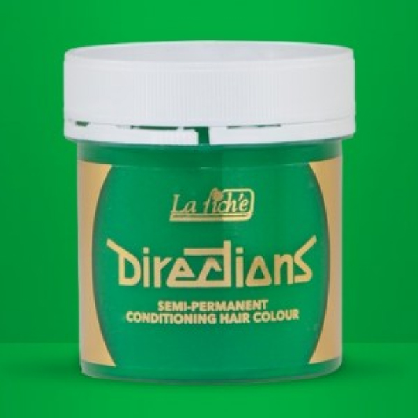 Directions Spring Green Hair Colour 88ml
