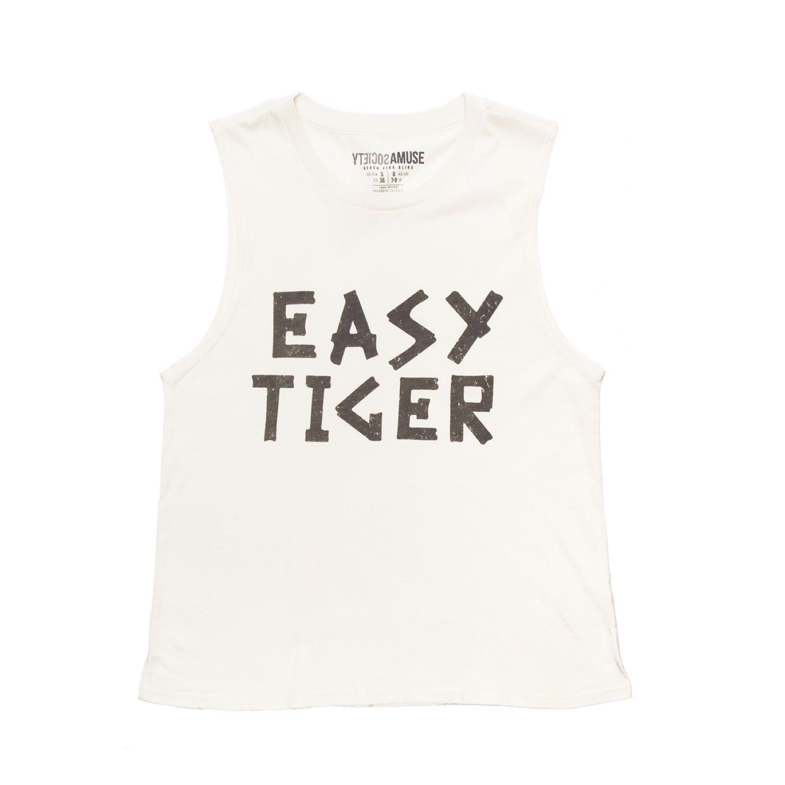 Easy Tiger Tank