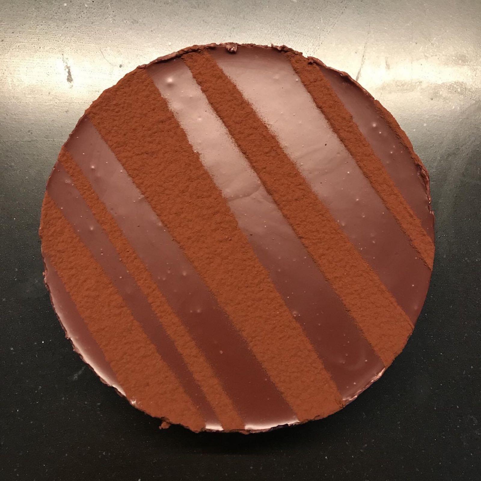 Chokladtårta 6-8 bitar