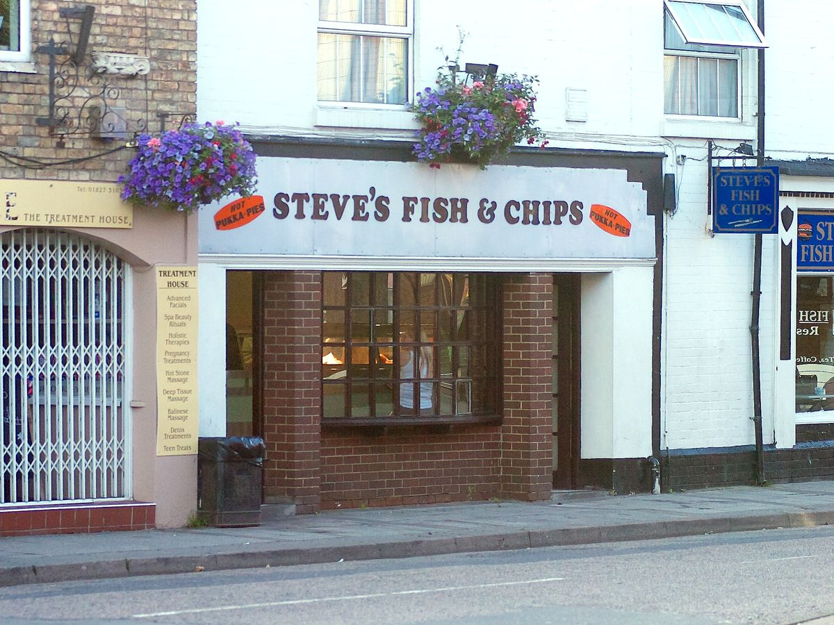 Steve's Fish and Chip Shop