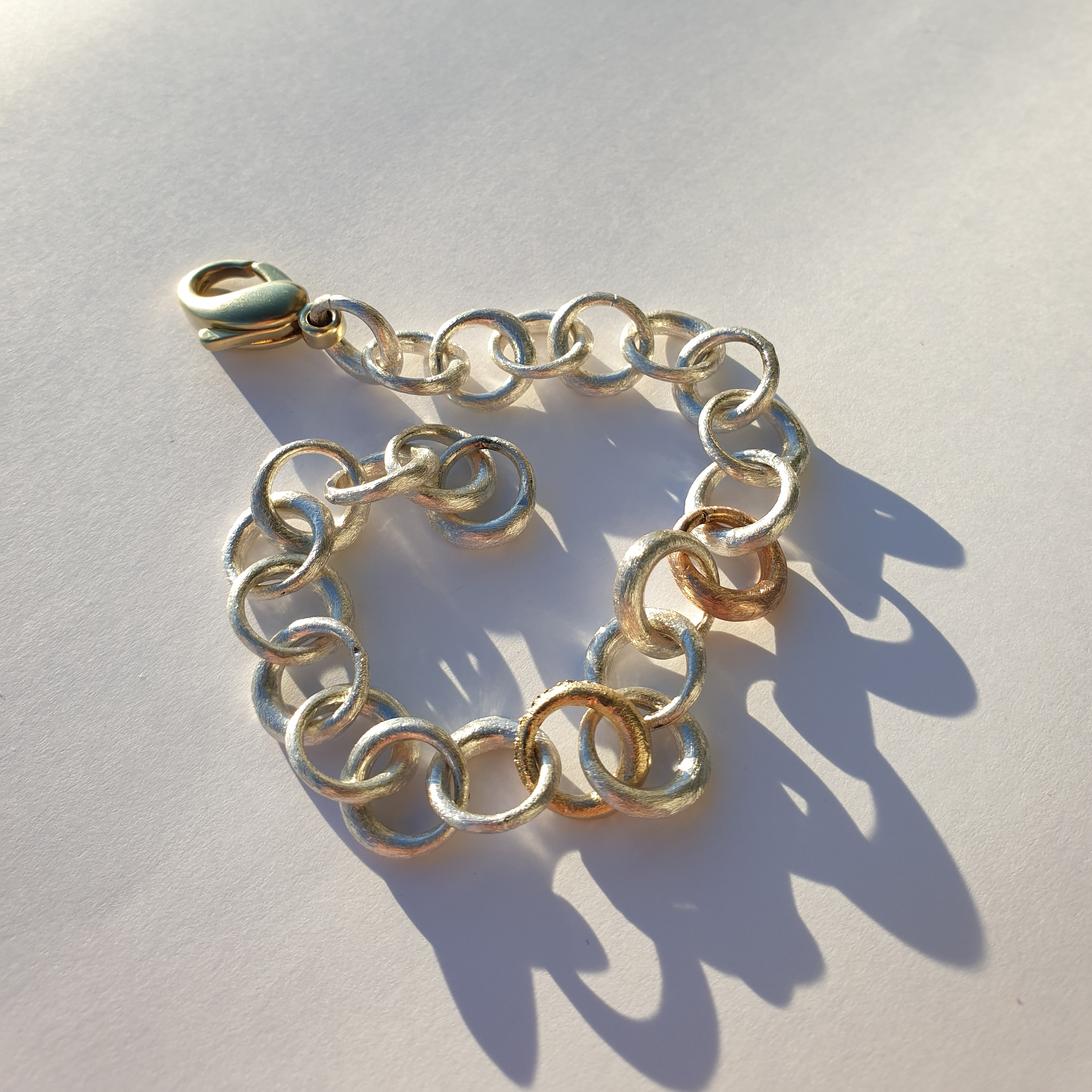 Samhald armband Ring 1