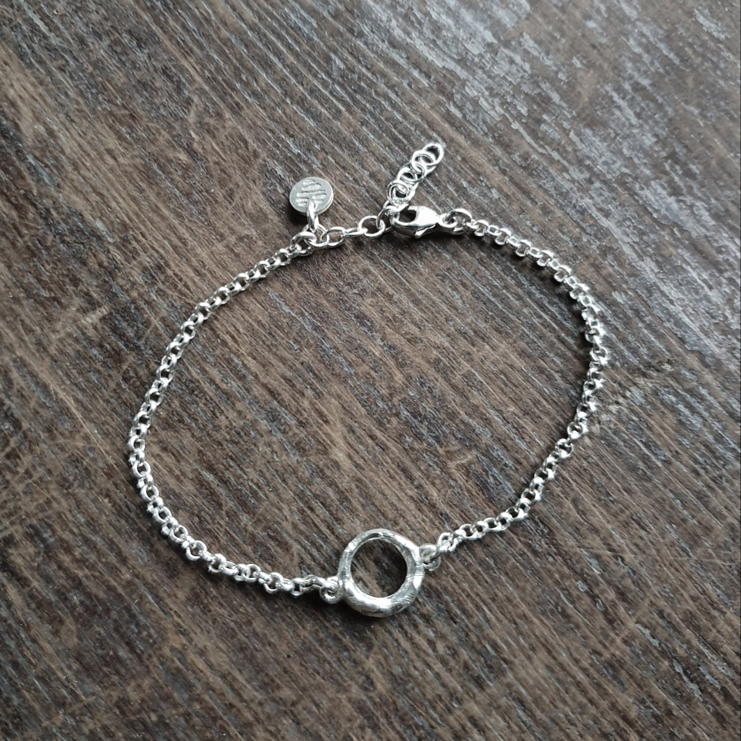 Samhald enkelt armband