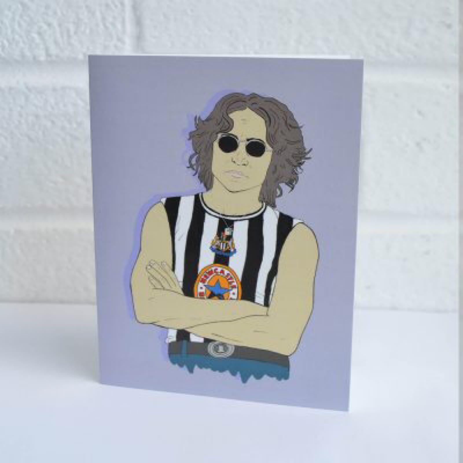 Geordie Lennon Card
