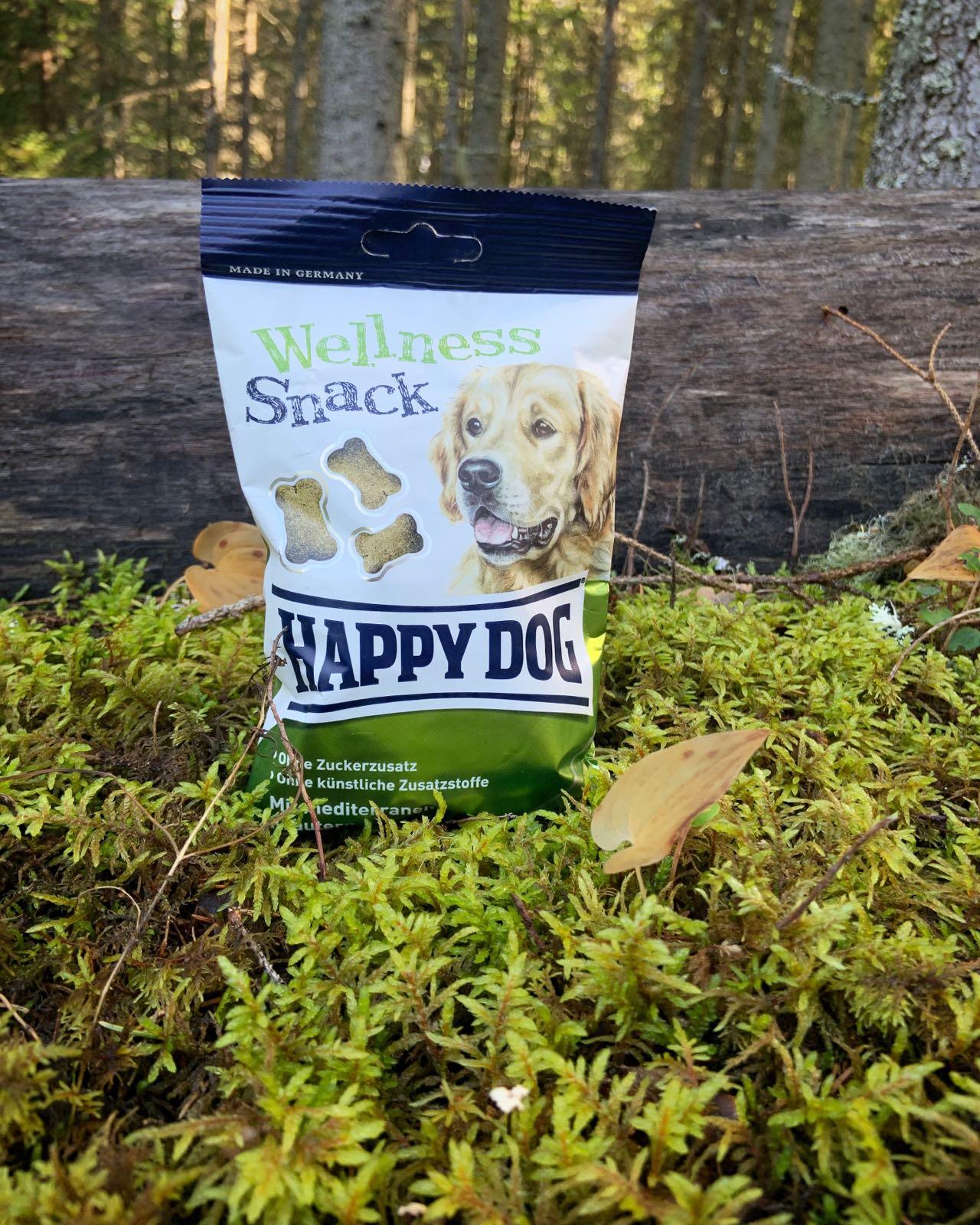 HappyDog WellnessSnack