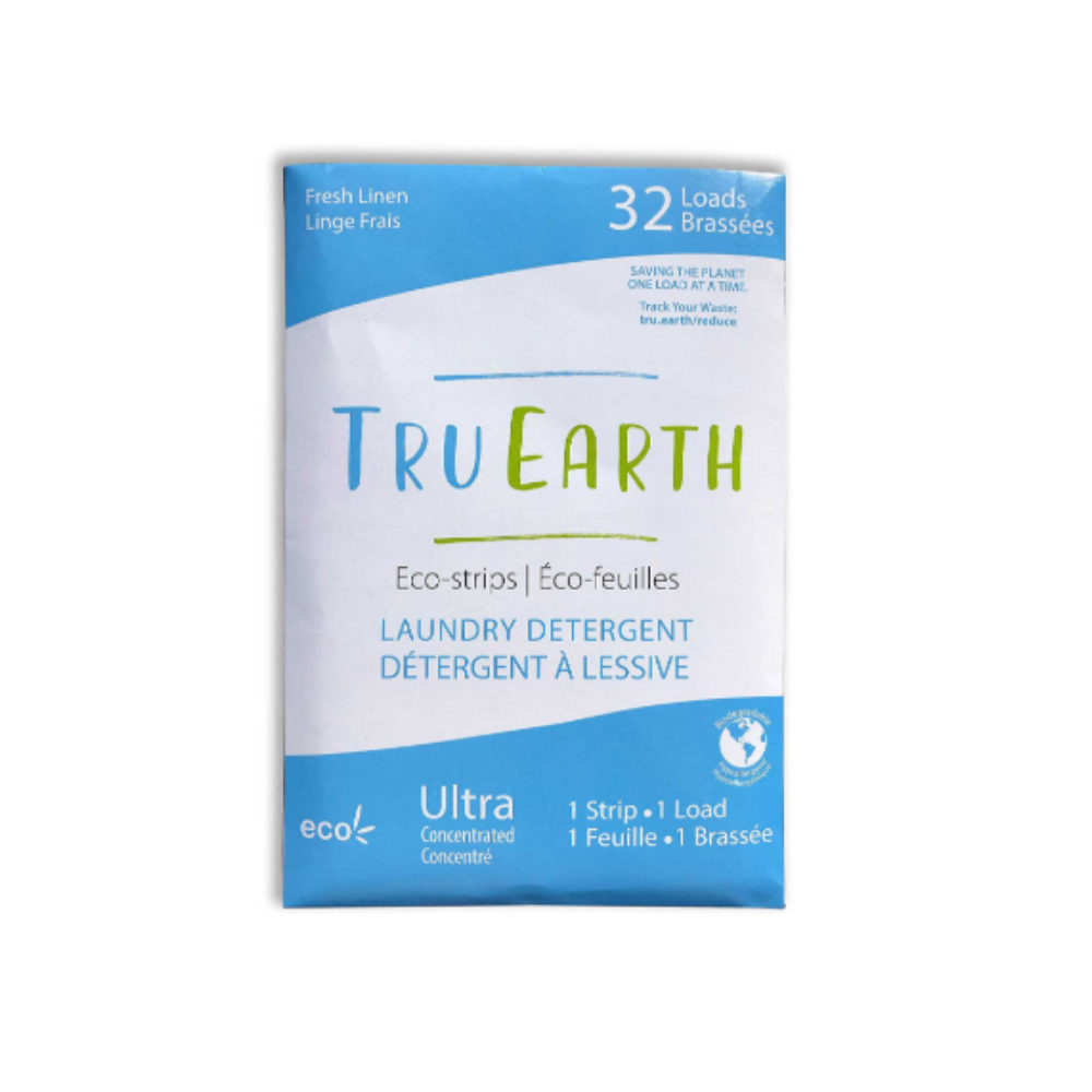 Laundry Detergent Eco-Strips