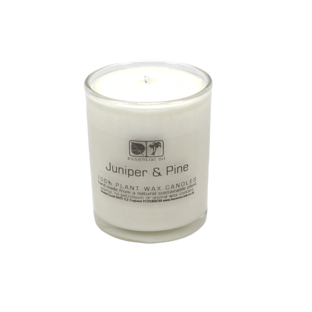 Juniper & Pine Soy Wax Candle