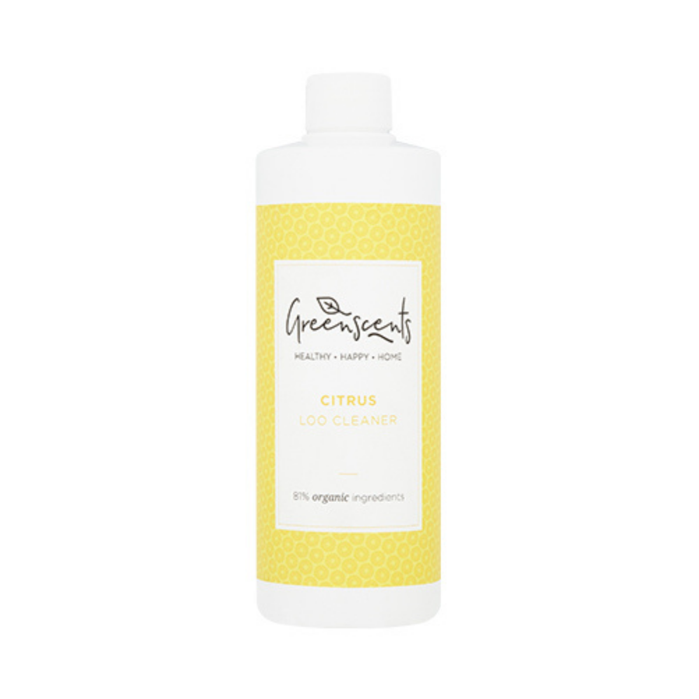 Greenscents Organic Loo Cleaner - Concentrated