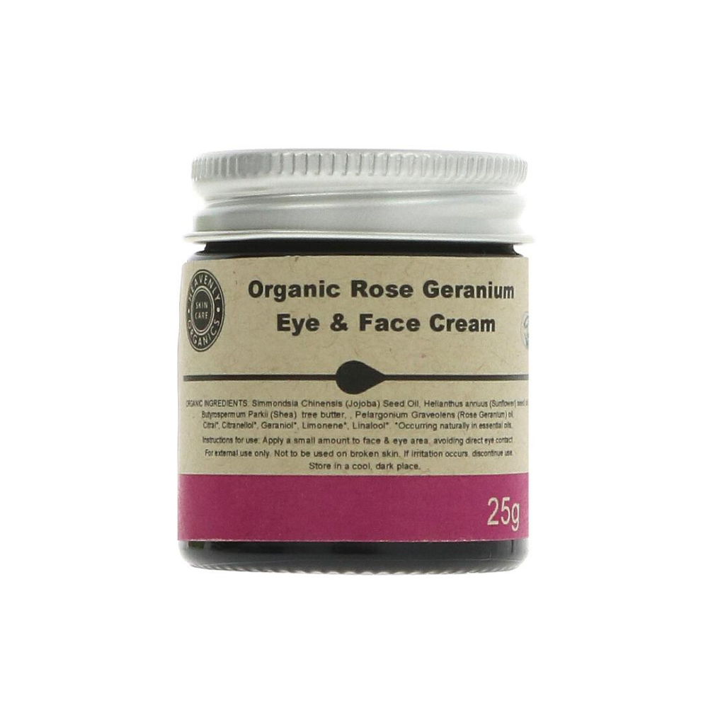 Heavenly Organics Eye & Face Cream