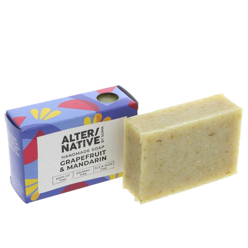 Grapefruit & Mandarin Bar Soap