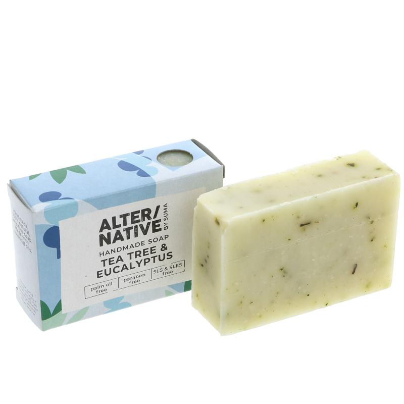 Tea Tree & Eucalyptus Bar Soap