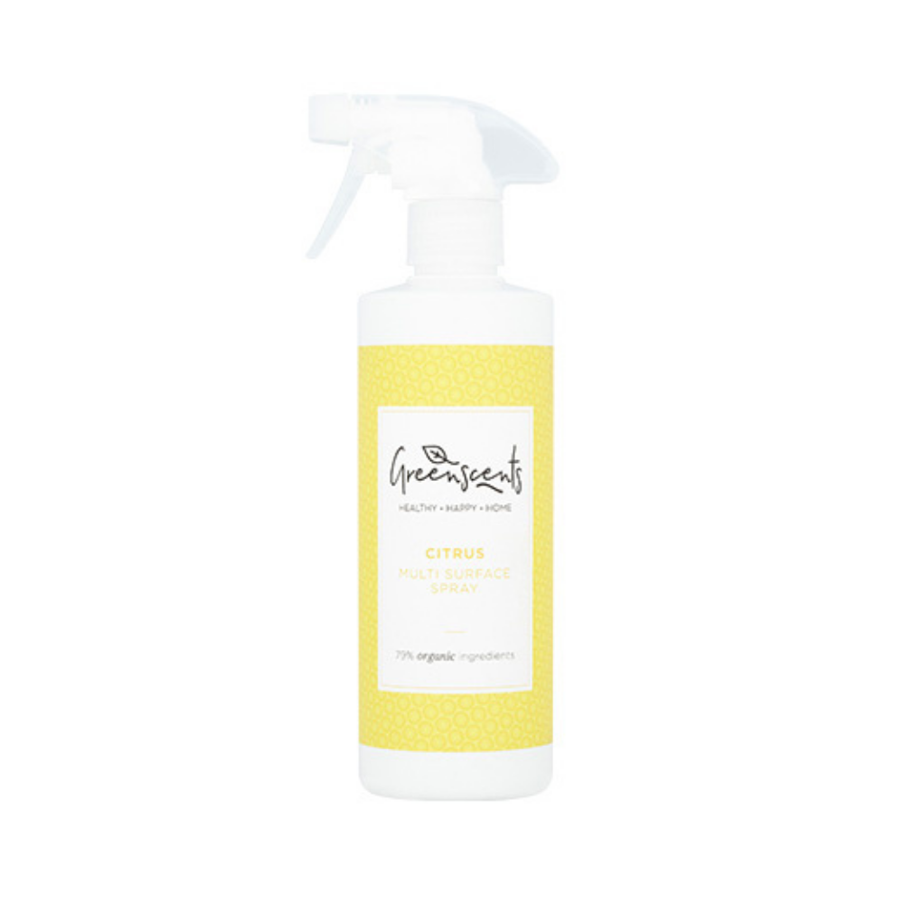 Greenscents Organic Multi Surface Spray - Concentrated