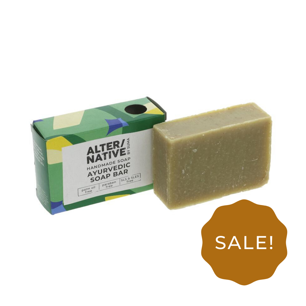 Ayurvedic Bar Soap