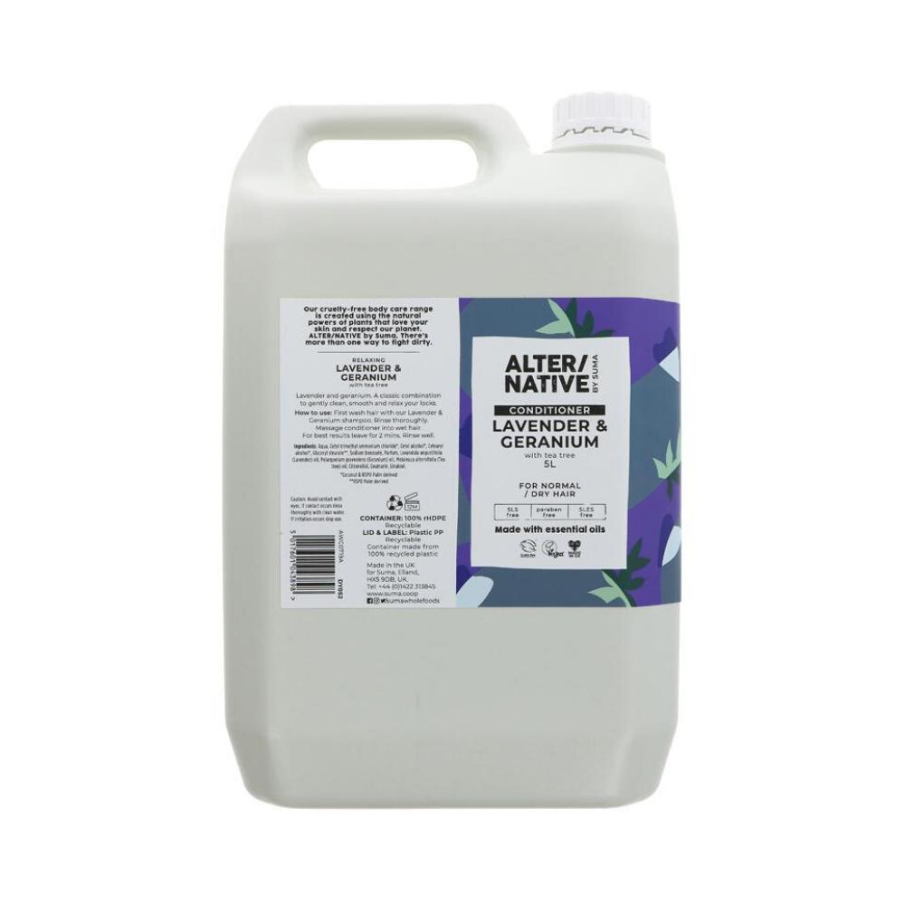 Conditioner - Lavender & Geranium