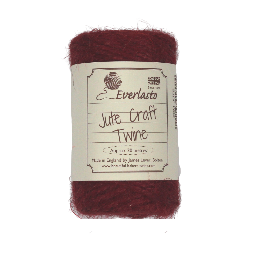 Jute Twine - various colours