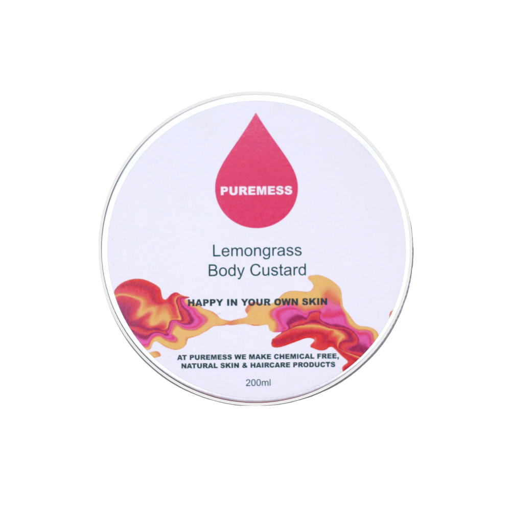 Lemongrass Body Moisturiser