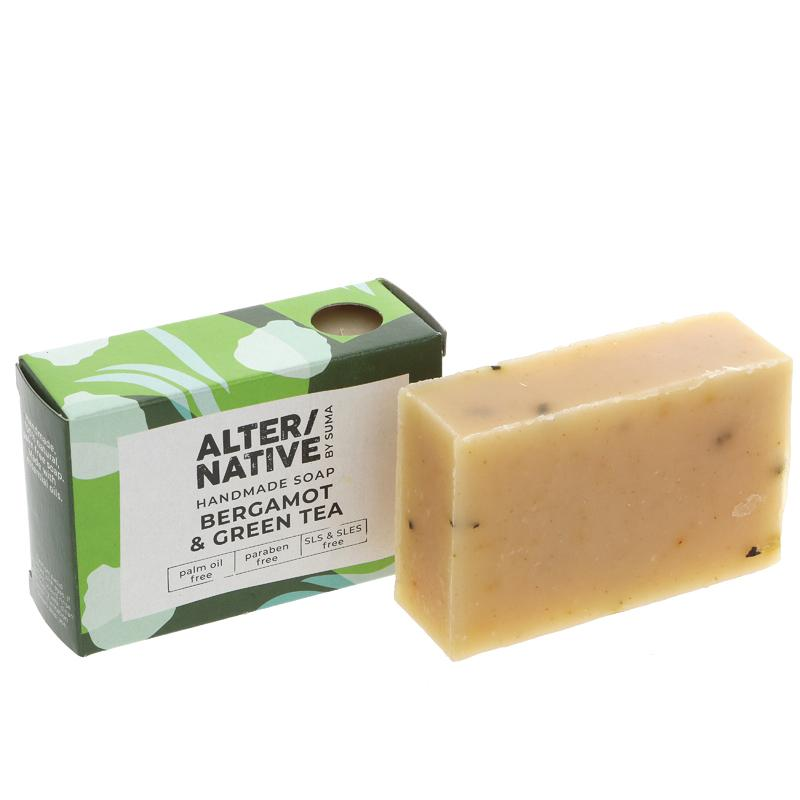Bergamot & Green Tea Bar Soap