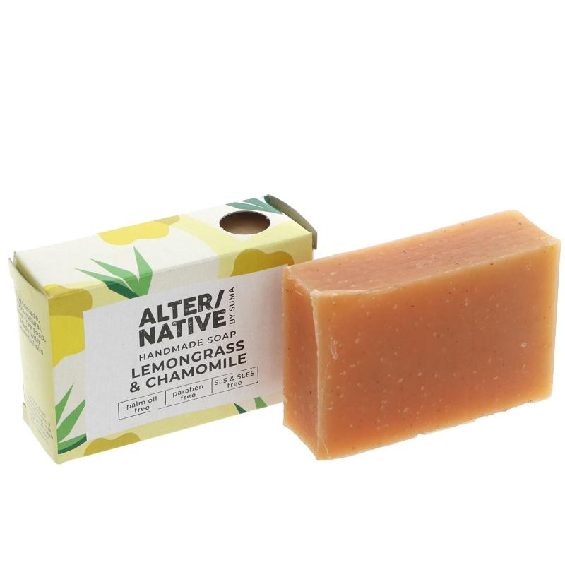 Lemongrass & Chamomile Bar Soap