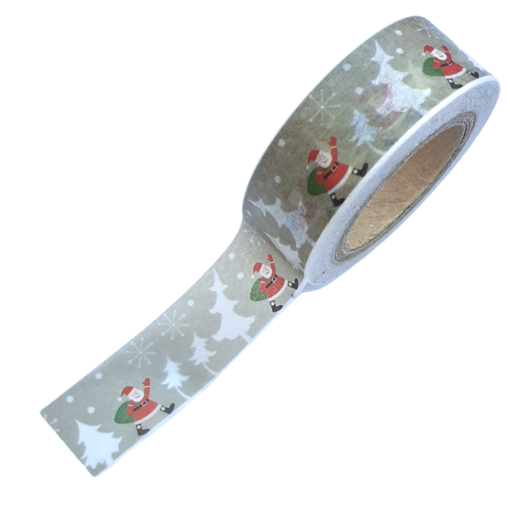Father Christmas Washi Tape